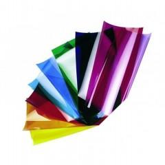 Pack gélatines de couleur
