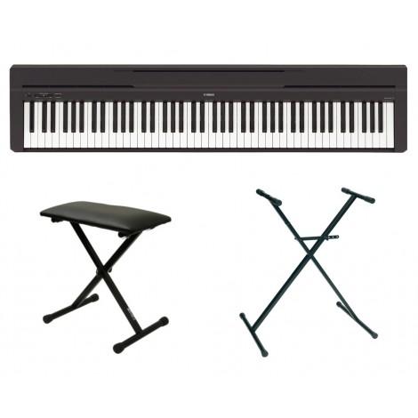 Piano numérique Yamaha P-45 B