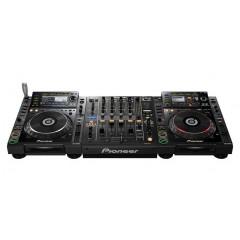 Régie Pioneer CDJ 2000 Nexus / DJM 900 Nexus