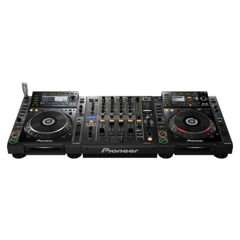 Régie Pioneer CDJ 2000 Nexus / DJM 700