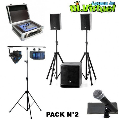 Dj Virtuel - pack 2