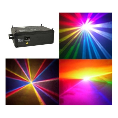 Laser RGB 1 Watt