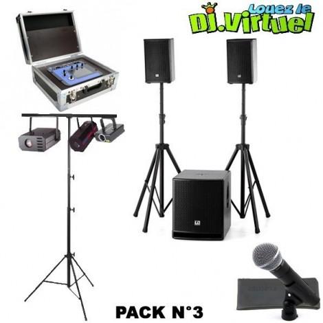 Dj Virtuel - pack 3